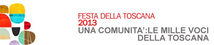 Logo Festa della Toscana 2013